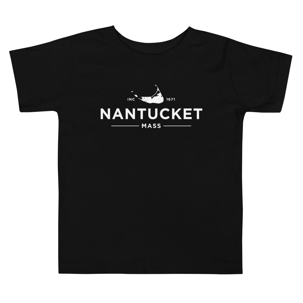 Nantucket Toddler Short Sleeve T Shirt