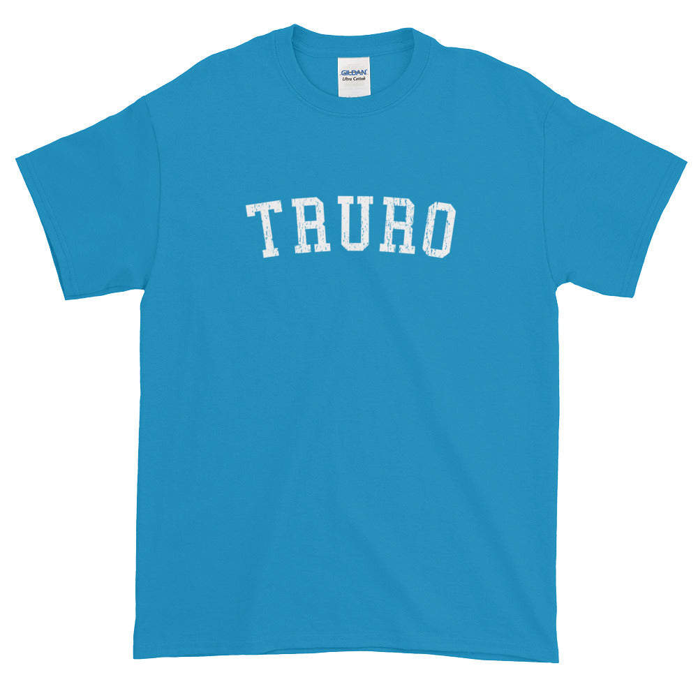 Truro Cape Cod Short Sleeve T-Shirt Vintage Look