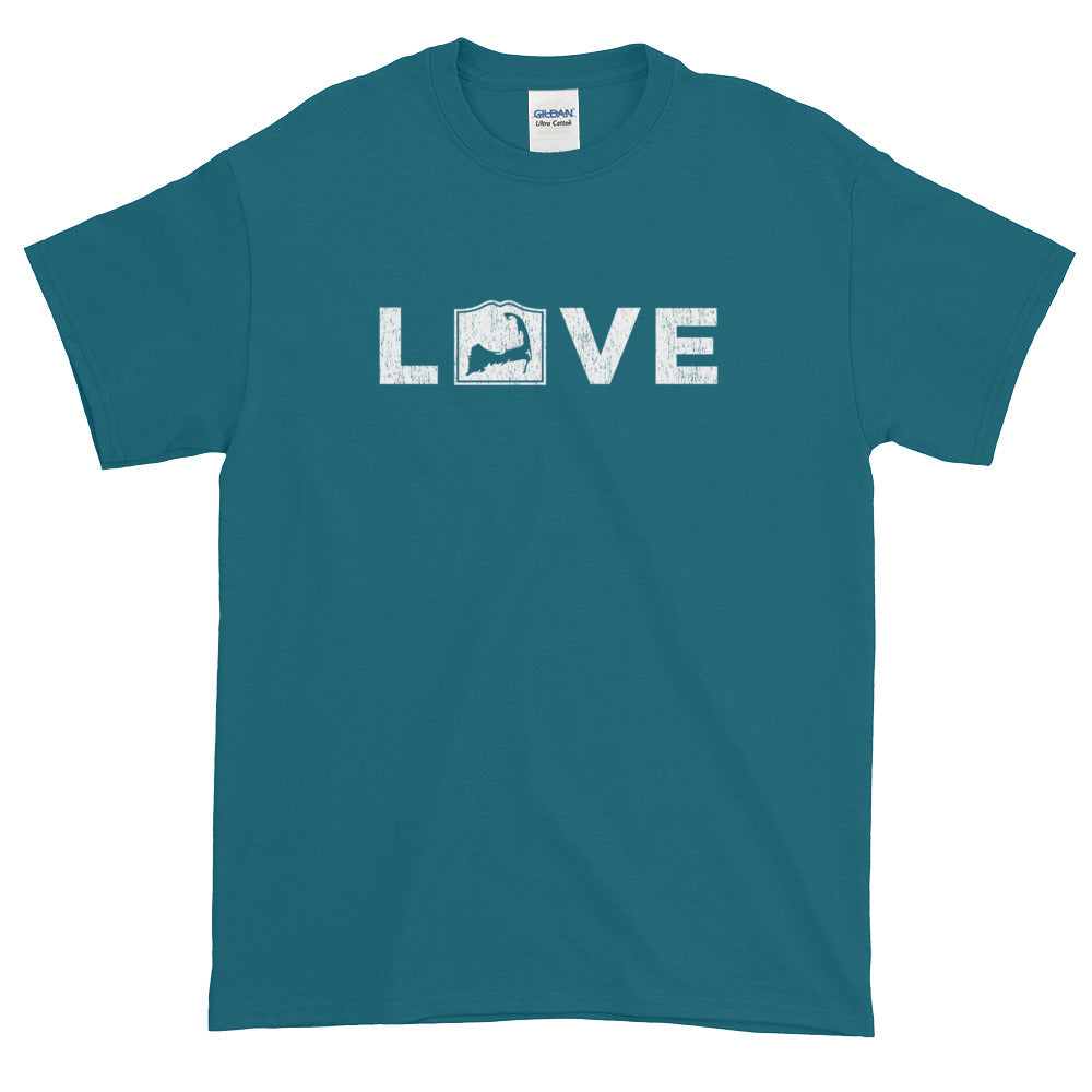 LOVE Cape Cod Short Sleeve T-Shirt