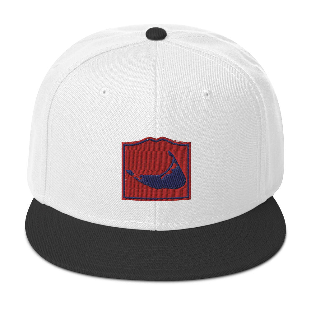 Nantucket Snapback Hat