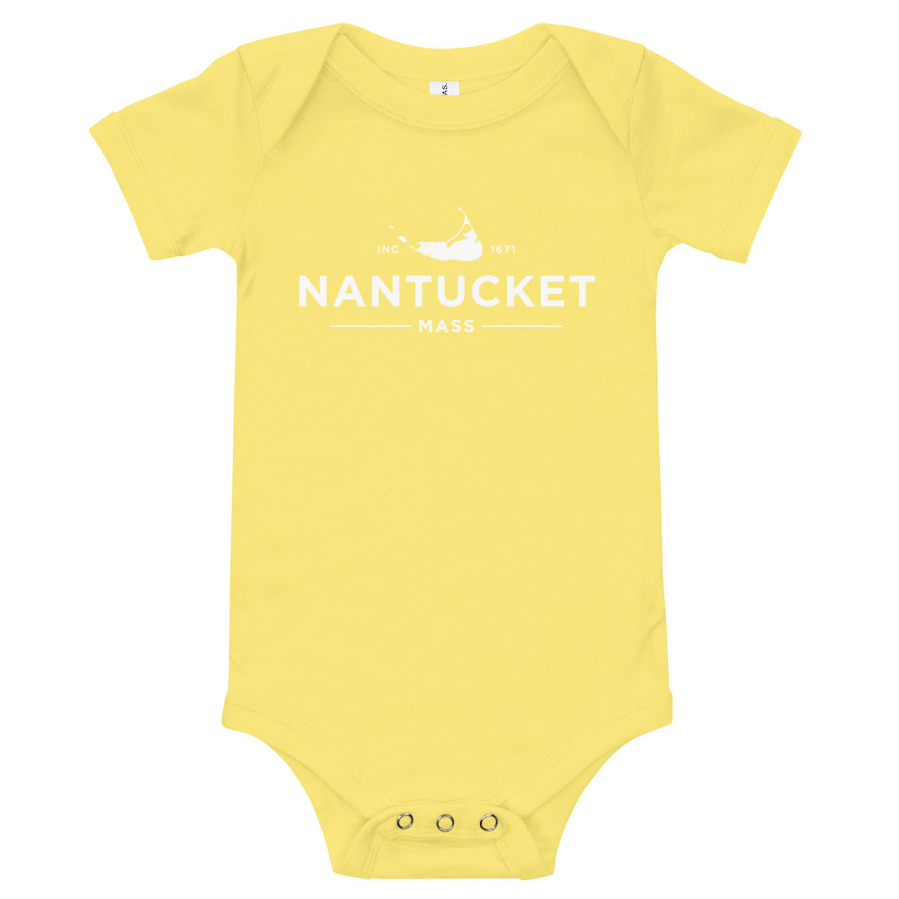 Nantucket Baby Onesie
