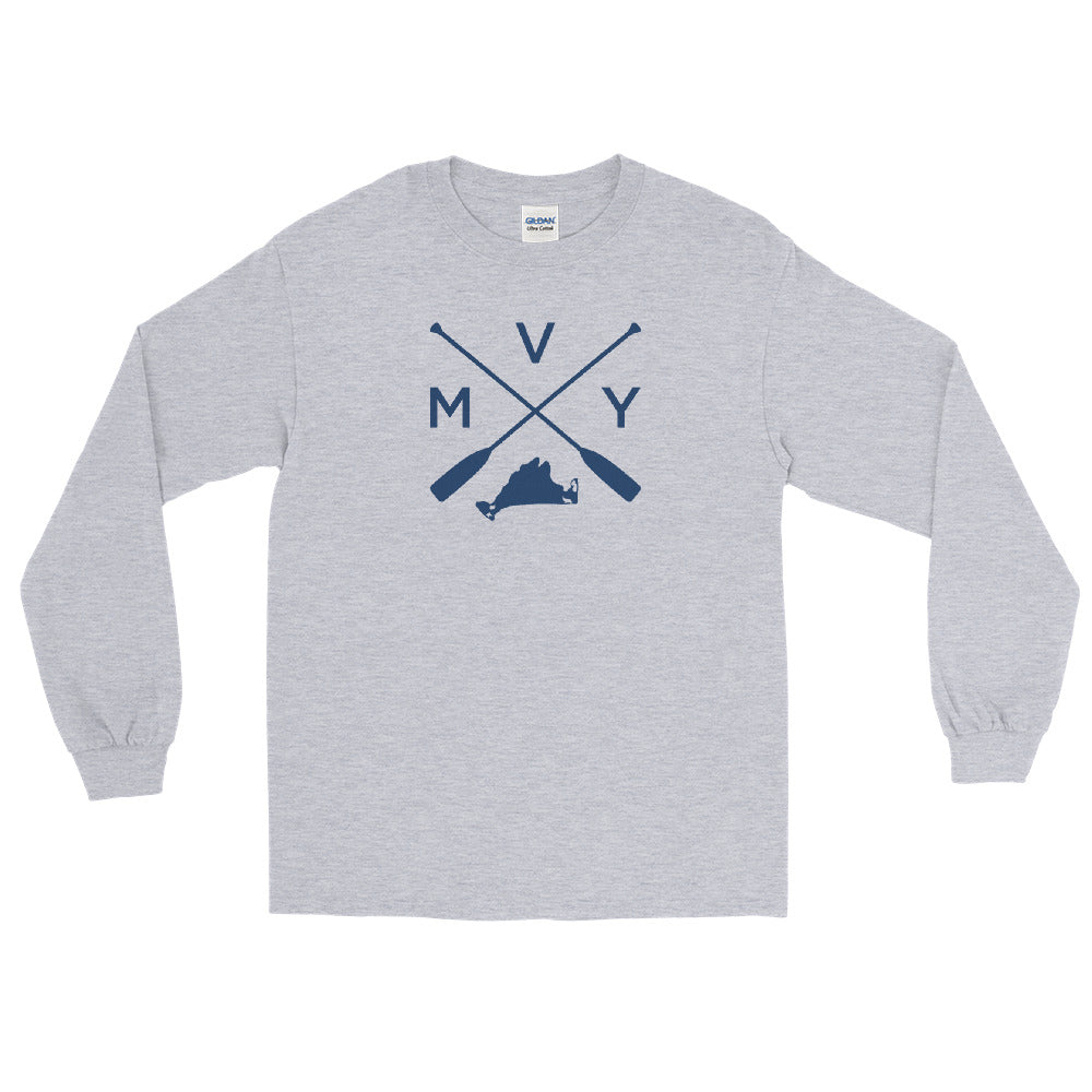 Martha's Vineyard MVY Long Sleeve Shirt