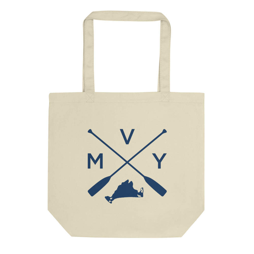 Martha's Vineyard MVY Tote Bag