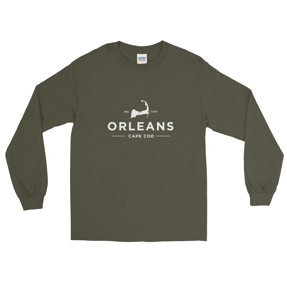 Orleans Cape Cod Long Sleeve T-Shirt