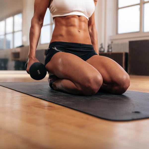 The Importance of Building Up Core Muscles