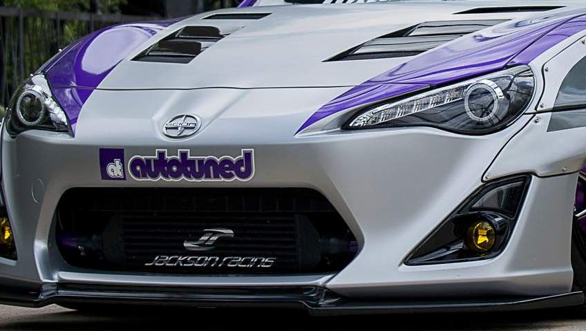 SuperCharged FRS | ATI Sponsored Car - Auto Tech Interiors