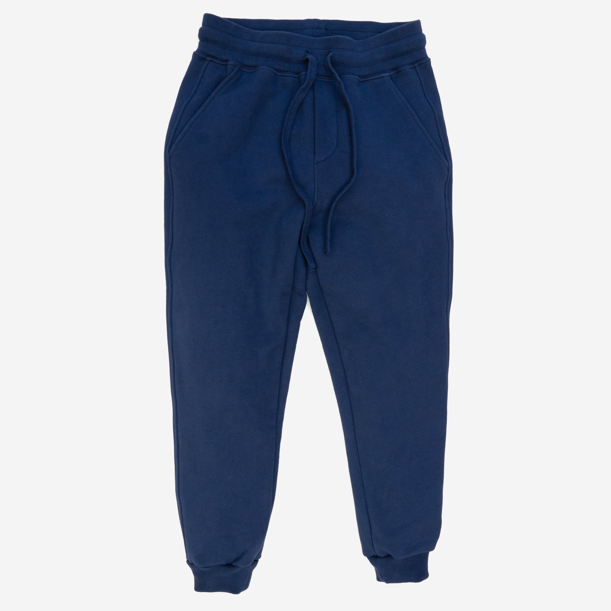 Navy Snuggle Pants