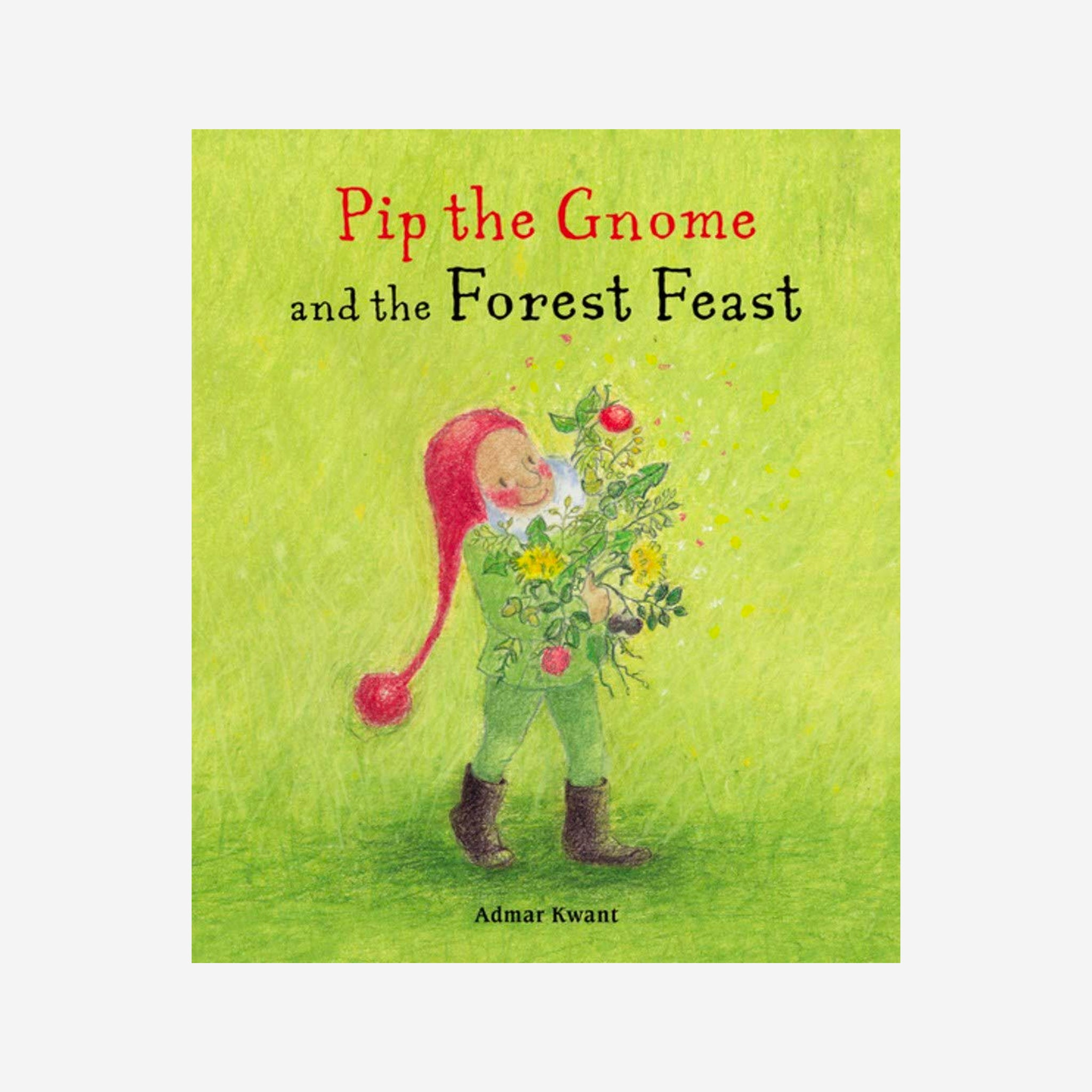 Pip The Gnome & The Forest