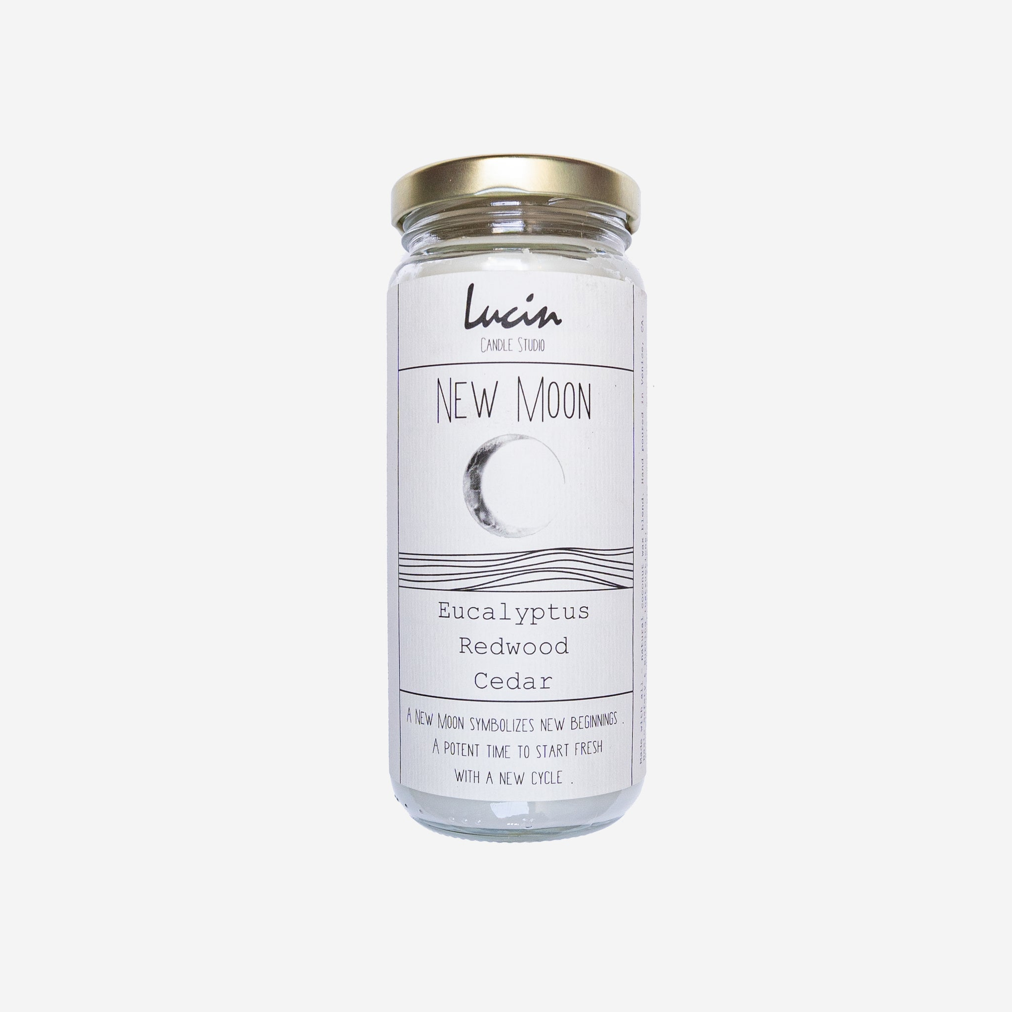 New Moon Candles