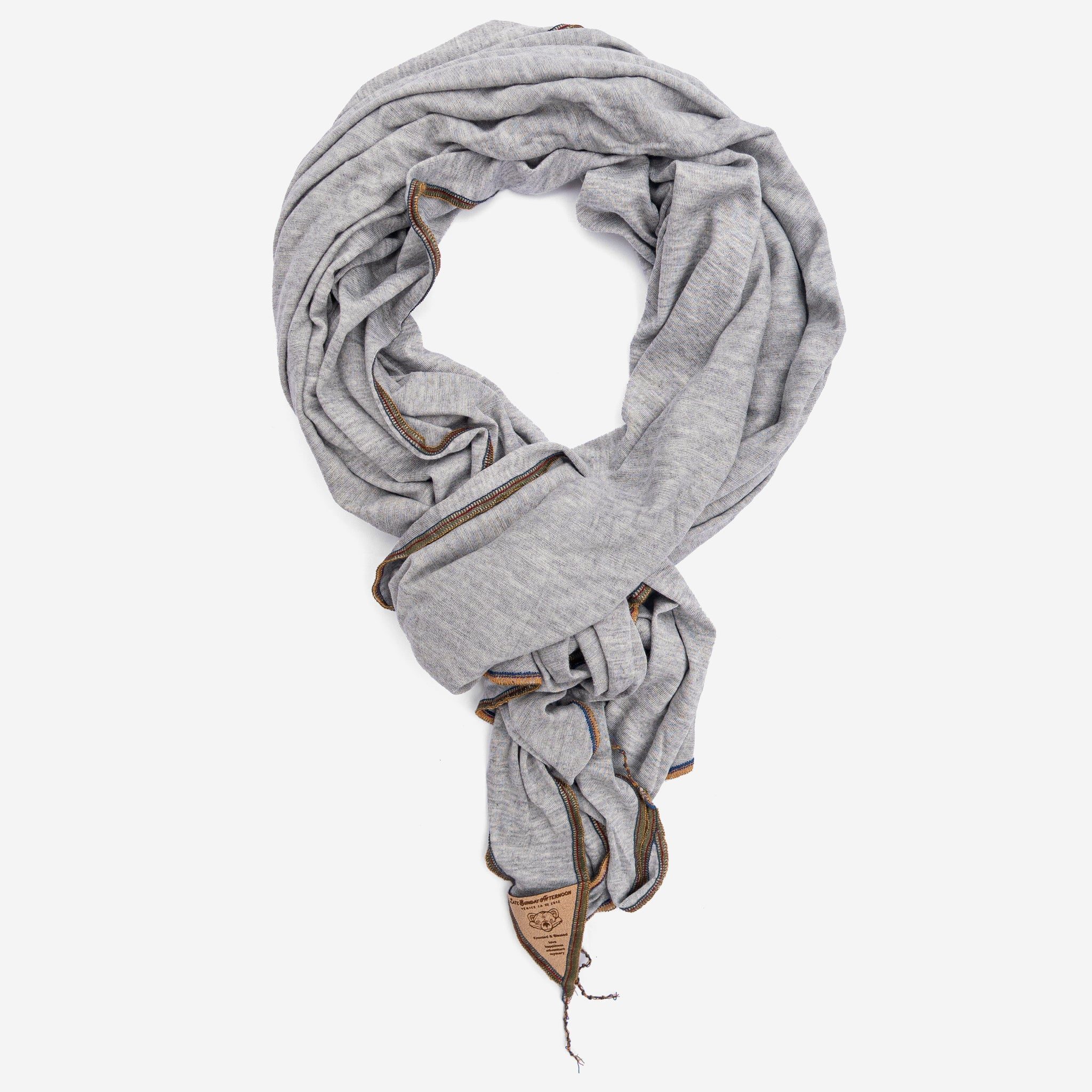 Sea Breeze Light Scarf