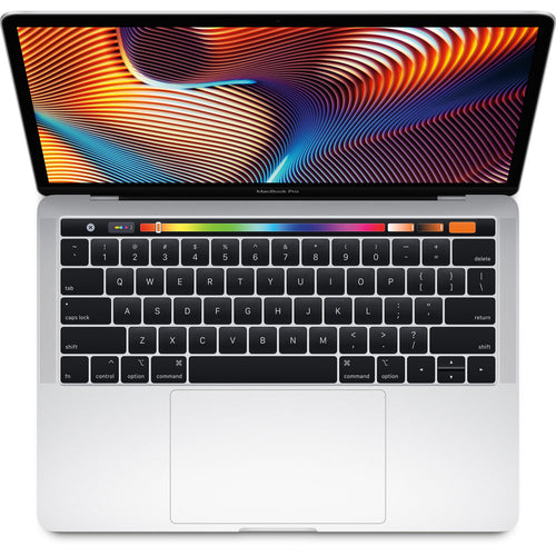 Apple MacBook Pro 13-in w Touch Bar 2.3GHz Intel Core i5, 256GB - Silver MR9U2LL/A 2018