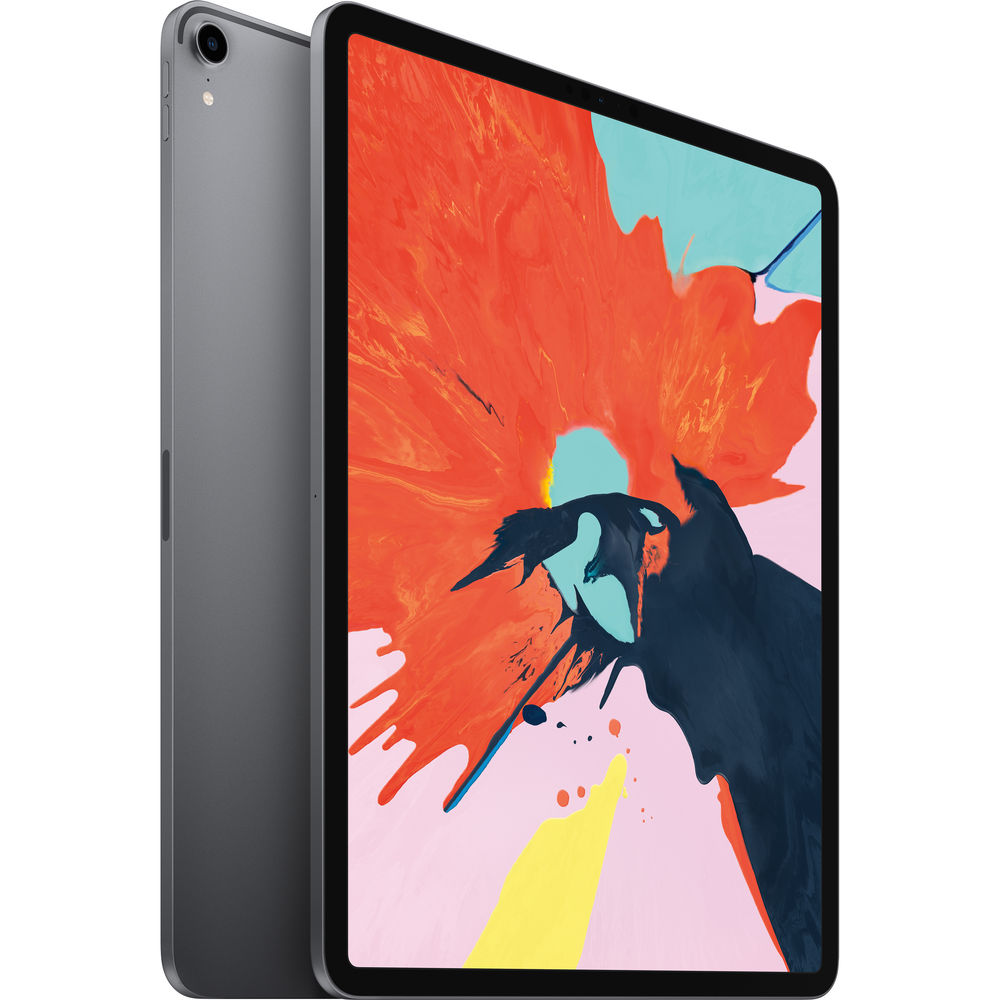 Apple 12.9-inch iPad Pro Wi-Fi 512GB - Space Gray (2018 release)