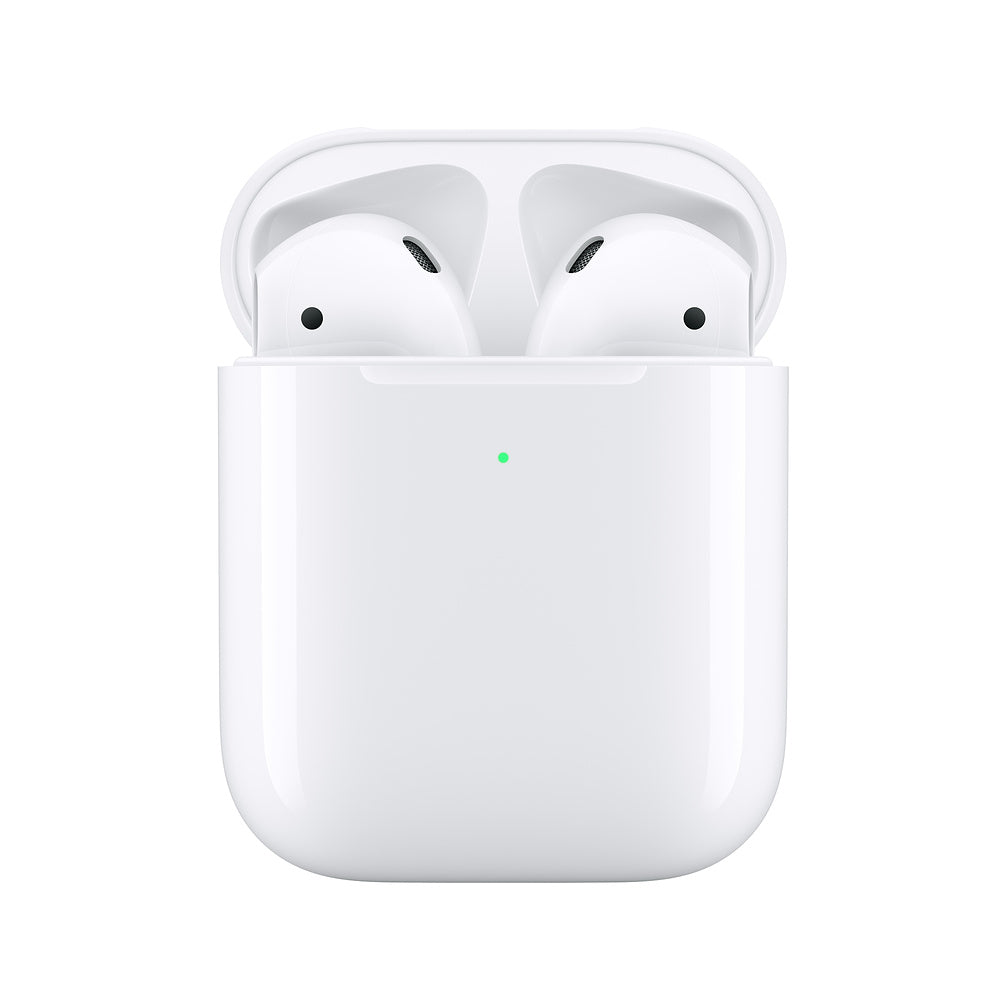 Apple AirPods with Wireless Charging Case (2019 Model)