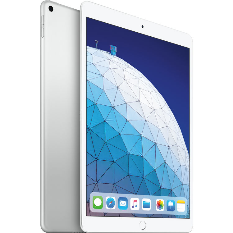 Apple 10.5-inch iPad Air Wi-Fi 64GB - Silver 3rd Gen (2019)