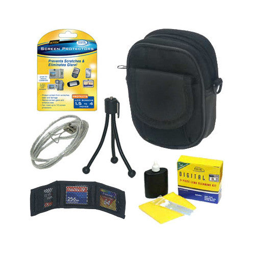 Digital Concepts DC-027 6 Piece Camera Starter Kit