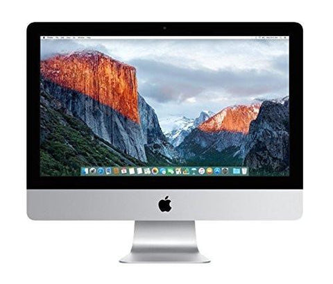 (Open Box) Apple iMac MK452LL/A All-in-One Computer - Intel Core i5 3.10 GHz - Desktop - Silver