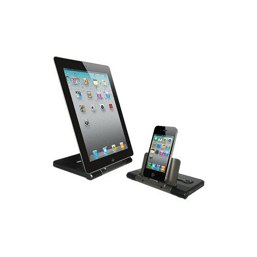 Bytech foldable power dock for iphone and ipod