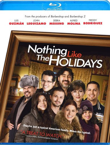 Anchorbay Nothing Like the Holidays (Blu