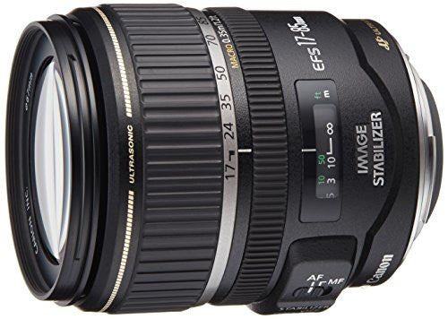 Canon EF-S 17-85MM f/4-5.6 IS USM Standard Zoom Lens