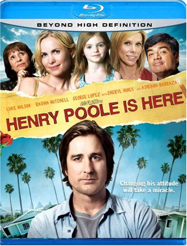 Anchorbay Henry Poole Is Here (Blu-ray)