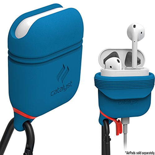 Catalyst Waterproof Shock Resistant Case for Apple Air Pod (Blueridge/Sunset)
