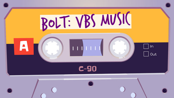 BOLT VBS: Totally 80's Music Packages