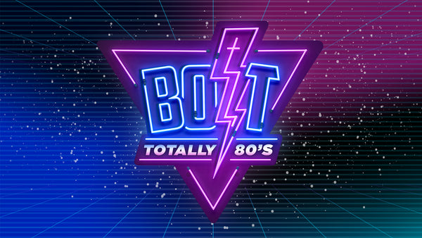 BOLT VBS: Totally 80's (Church License)