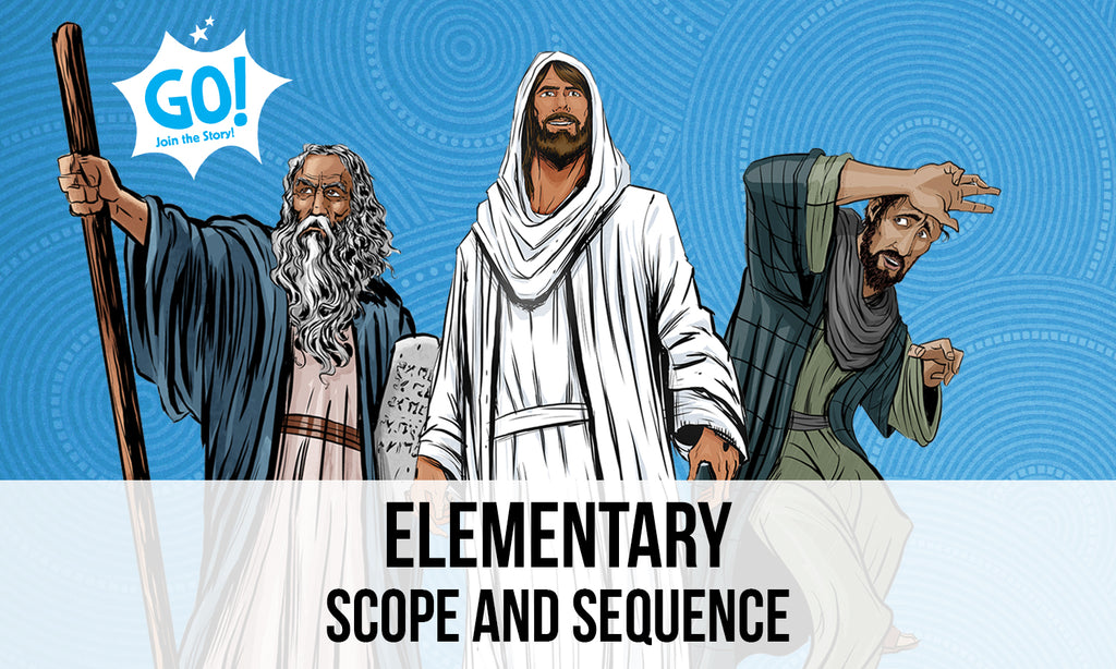 2019-2020 Elementary Scope and Sequence