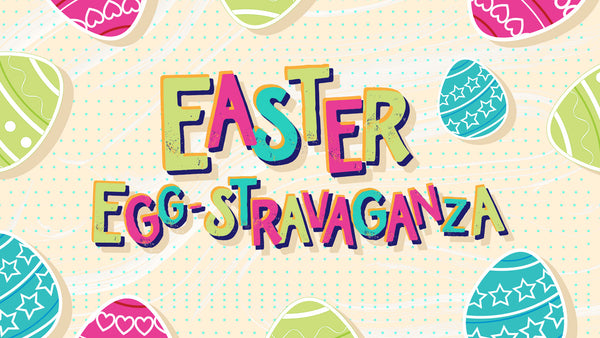 Easter Egg-stravaganza: Family Easter Egg Hunt