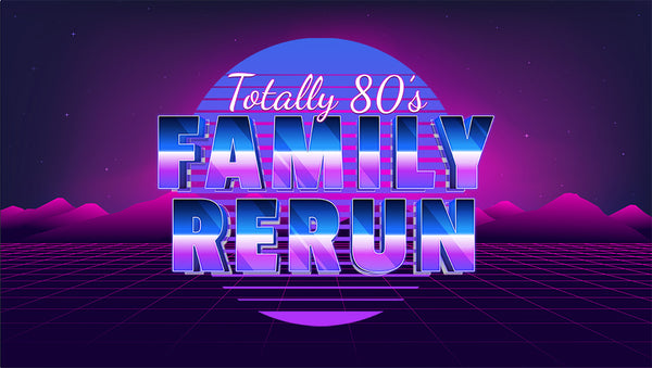 BOLT VBS: Totally 80s Family Rerun Event