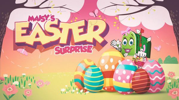 Maisy's Easter Surprise (Start Date: March 14)