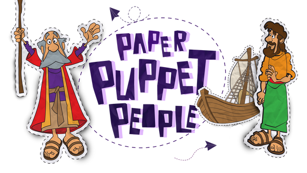 Paper Puppet People (Start Date: May 9)
