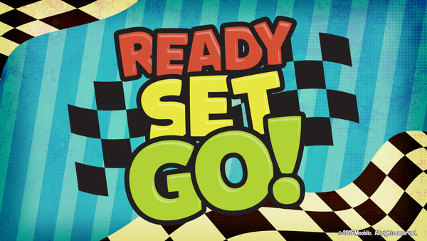 Ready Set GO! (February Elementary Unit)
