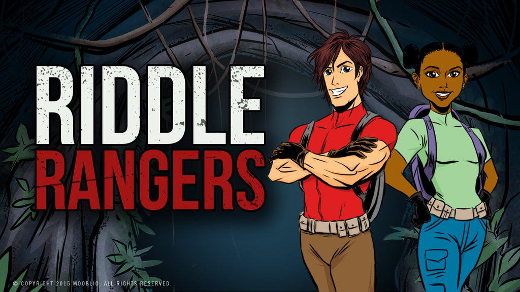 Riddle Rangers: Jungles of Peru