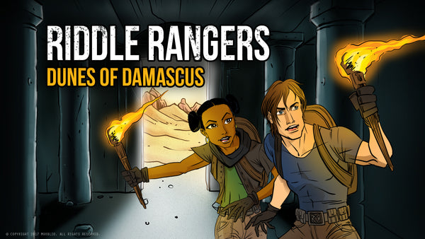 Riddle Rangers: Dunes of Damascus (Start Date: June 6)