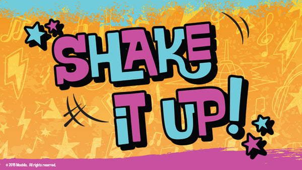 Shake It Up: Life of Jesus (Curriculum Start Date: March 1)