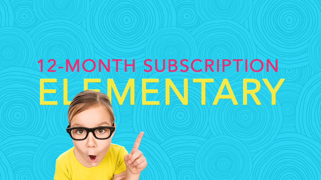 GO! 12-Month Subscription ELEMENTARY