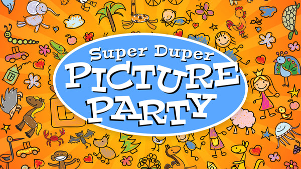 Super Duper Picture Party (Start Date: Aug 1, 2021)