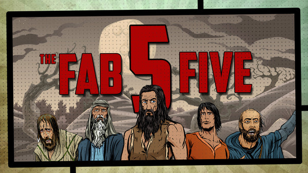 The Fab Five (Recommended Start Date: Oct 4, 2020)