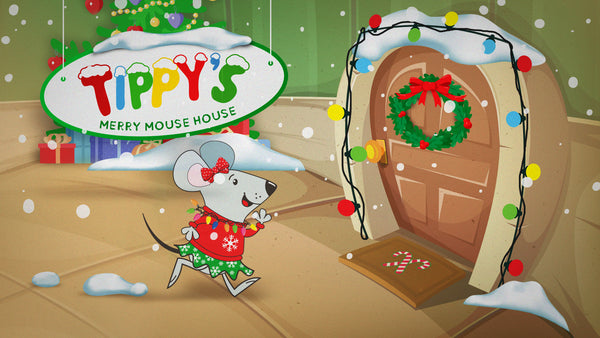 Tippy's Merry Mouse House (December Unit) MegaCon Special