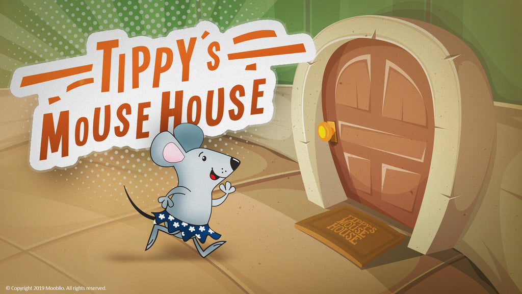 Tippy's Mouse House