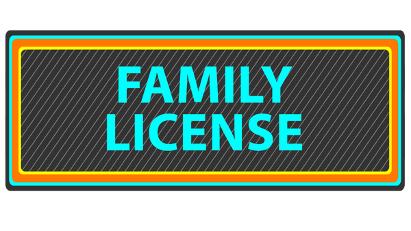 BOLT VBS_Family License