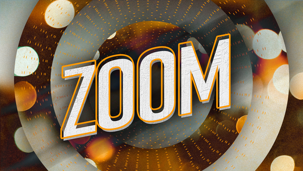 ZOOM (Recommended Start Date: August 2)