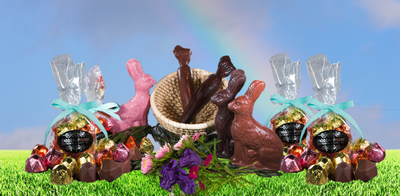 Holy Bunny Resurrection: Rising From the Dead in Modern Chocolate America