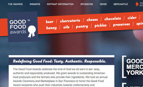 Good Food Award 2014