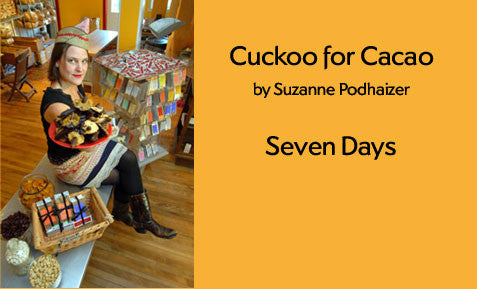 Cuckoo for Cacao, by Suzanne Podhaizer