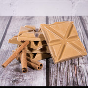 Cinnamon Dulcey Square - Rabble-Rouser Chocolate & Craft