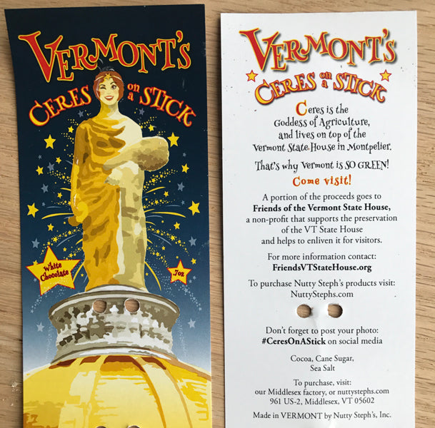Vermont's Best Ceres on a Stick by Rabble-Rouser. Available at rabblerouser.net