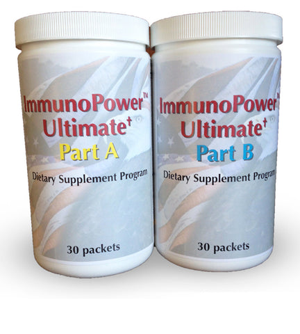 ImmunoPower Ultimate A & B