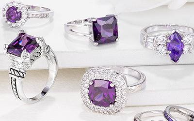 Amethyst Jewels